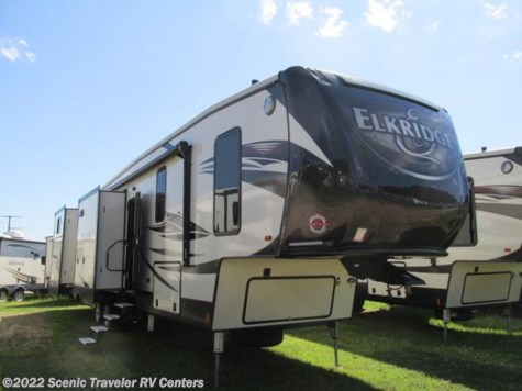 2018 Heartland RV ElkRidge  38RSRT
