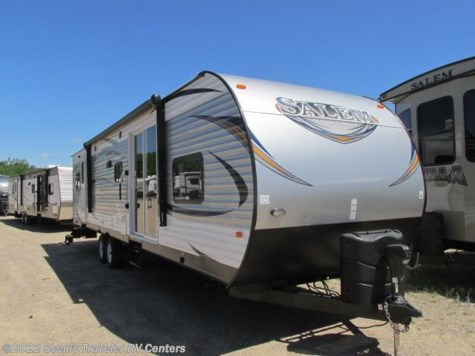 2018 Forest River Salem  T36BHBS