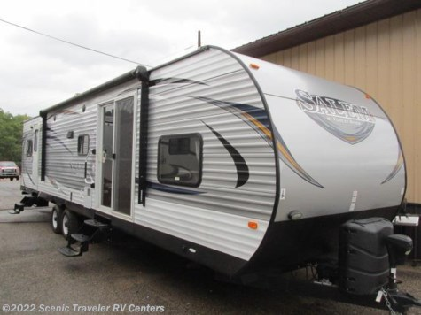 2015 Forest River Salem  T36BHBS