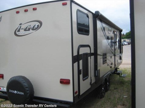 2014 EverGreen RV I-Go Lite  256BH