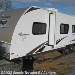 2013 Coachmen Freedom Express LTZ 269 bhs  - Travel Trailer Used  in Slinger WI For Sale by Scenic Traveler RV Centers call 800-568-2210 today for more info.