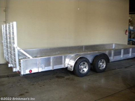 New 2018 Trophy 6x20 2 Place UTV trailer For Sale by Brinkman's Inc available in Delano, Minnesota