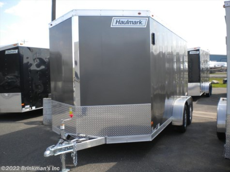 New 2018 Haulmark ALX 7'x14' Aluminum frame For Sale by Brinkman's Inc available in Delano, Minnesota