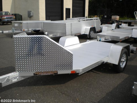 "New 2020 Aluma MC10 51""x 10' 5\"" Motorcycle trailer For Sale by Brinkman's Inc available in Delano, Minnesota"