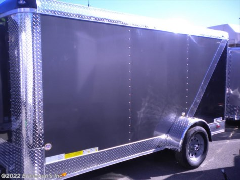 New 2018 Continental Cargo Tailwind 6x12 For Sale by Brinkman's Inc available in Delano, Minnesota
