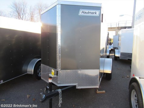 New 2018 Haulmark V-Series 5x10 For Sale by Brinkman's Inc available in Delano, Minnesota