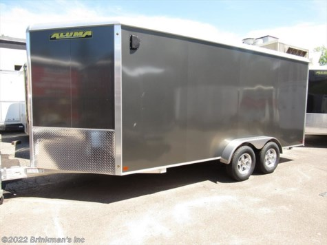 New 2019 Aluma AE716TAR 7x16 V Nose For Sale by Brinkman's Inc available in Delano, Minnesota