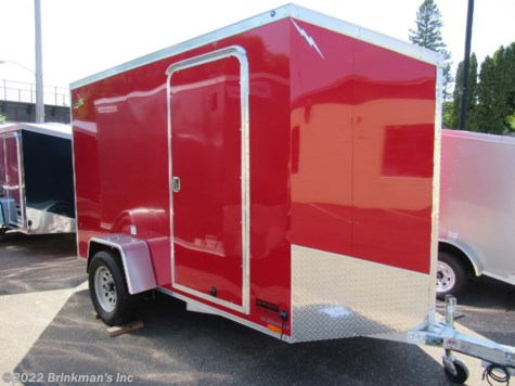 New 2019 Lightning Trailers 5x10 v nose For Sale by Brinkman's Inc available in Delano, Minnesota