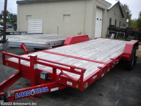New 2017 Load Trail Tilt Decks 20' tilt deck For Sale by Brinkman's Inc available in Delano, Minnesota
