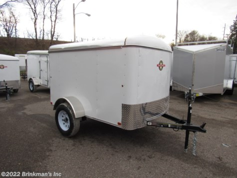 New 2019 Carry-On 5x8 with rear ramp For Sale by Brinkman's Inc available in Delano, Minnesota