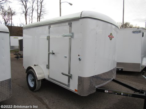 New 2019 Carry-On Residential / Commercial 6x10 with rear ramp For Sale by Brinkman's Inc available in Delano, Minnesota