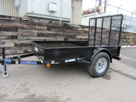 "New 2018 Load Trail Single Axle Utility 60""x8' For Sale by Brinkman's Inc available in Delano, Minnesota"