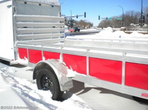 "New 2018 High Country Trailers 6x12 with 20"" solid sides For Sale by Brinkman's Inc available in Delano, Minnesota"