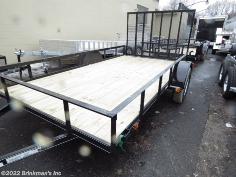 New 2019 Carry-On 6x12 wood bed For Sale by Brinkman's Inc available in Delano, Minnesota