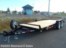 2016 Great Northern Trailer Works Great Northern DB18-10k Carhauler Halsey, Oregon