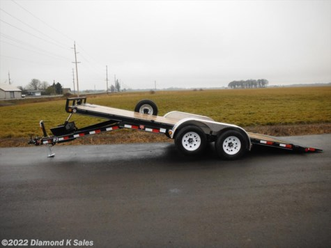 2017 PJ Trailers Tilt  TH18-7K QUICK TILT