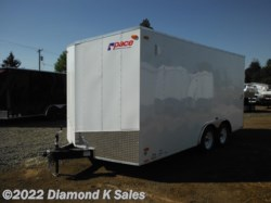 2015 Pace American Outback OB8.5X16TE2