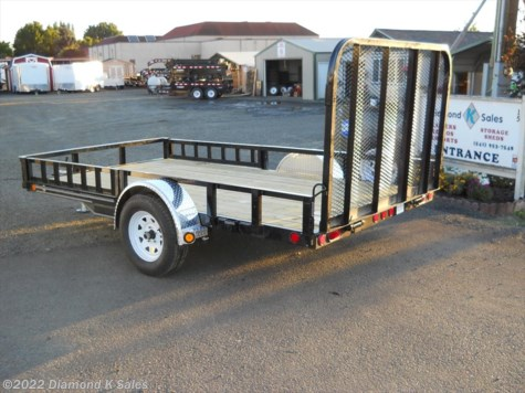 2018 PJ Trailers Utility  U712-3.5k WITH BRAKES