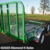 Diamond K Sales 2017 Utility U608-3k  Utility Trailer by PJ Trailers | Halsey, Oregon