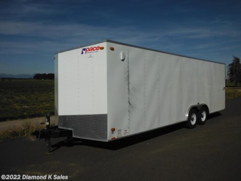 2015 Pace American Outback  OB8.5X24TE3