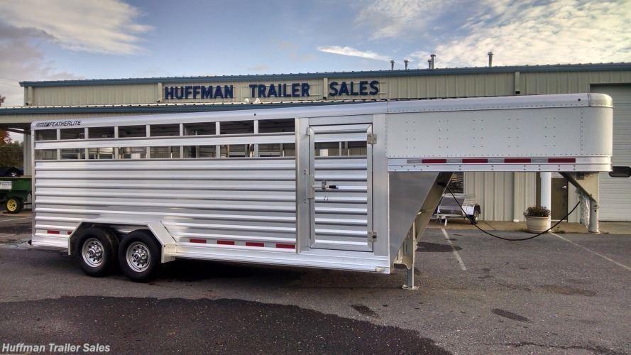 Livestock Trailer For Sale New 2018 Featherlite Model