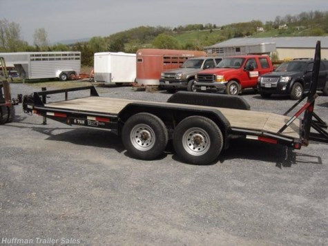 2008 Better Built  6 ton Eqmt trailer DAILY RENTAL