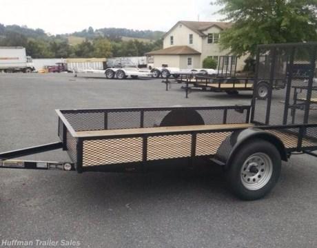 V1614 2015 better built 5x10 utility trailer for sale for 5x10 wood floor trailer