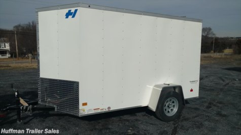 2017 Haulmark  6x10 Enclosed Trailer