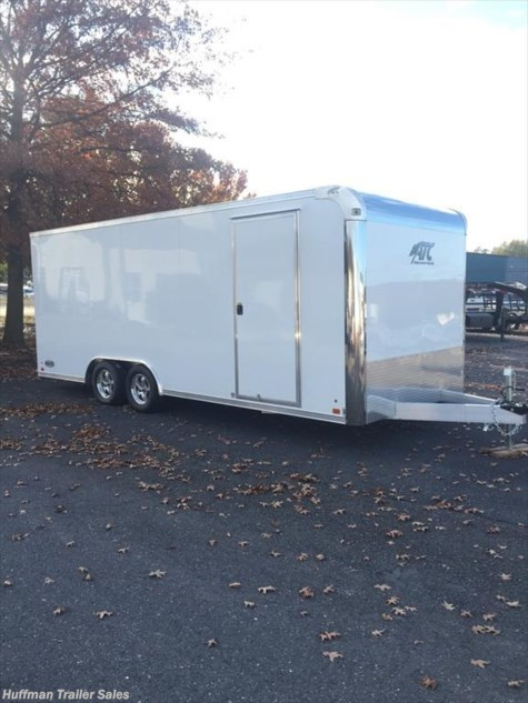 2017 ATC  8.5x20 Enclosed Car Trailer