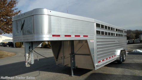 2017 Featherlite  8127-7020 BASE STOCK TRAILER