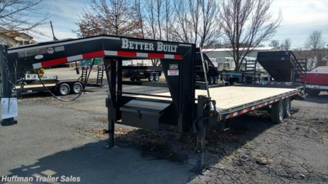 2016 Better Built  26' GN 7 TON TRAILER