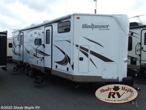 2016 Forest River Rockwood  Wind Jammer 3006WK