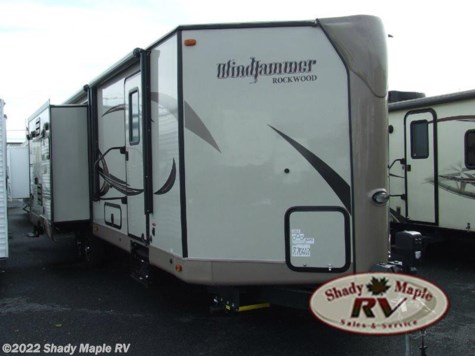 2016 Forest River Rockwood  Wind Jammer 3025W