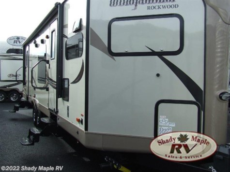 2016 Forest River Rockwood  Wind Jammer 3008W