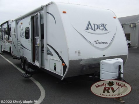 2014 Coachmen Apex  Ultra-Lite 215RBK