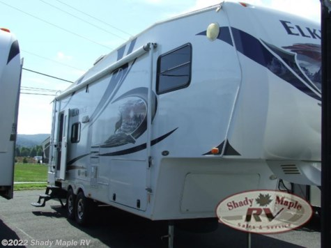 2011 Heartland RV ElkRidge  27RLSS