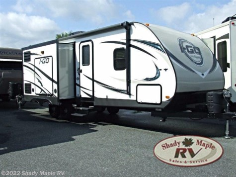 2014 EverGreen RV I-GO  G245RKDS