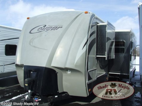 2013 Keystone Cougar High Country  329TSB