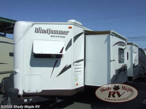 2014 Forest River Rockwood  Wind Jammer 2618W