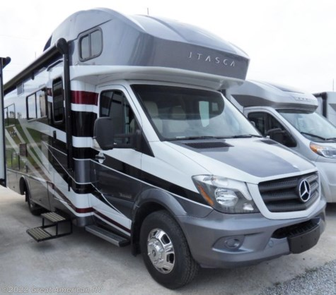 New 2016 Itasca Navion 524J For Sale by Sherman RV Center available in Sherman, Mississippi
