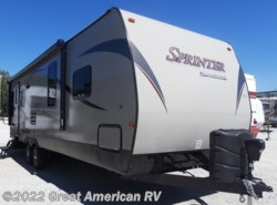 New 2016 Keystone Sprinter 27RL available in Sherman, Mississippi