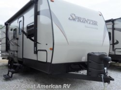 New 2016 Keystone Sprinter 26RB available in Sherman, Mississippi