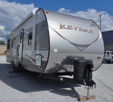 New 2016 Shasta Revere 31RE For Sale by Sherman RV Center available in Sherman, Mississippi