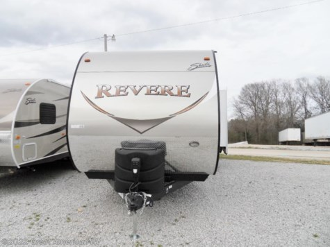 New 2016 Shasta Revere 27RL For Sale by Sherman RV Center available in Sherman, Mississippi
