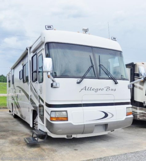 2001 Tiffin Allegro Bus  39