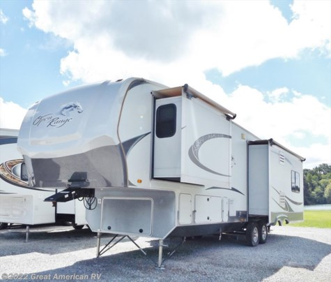 Used 2010 Open Range Open Range 391RES For Sale by Sherman RV Center available in Sherman, Mississippi