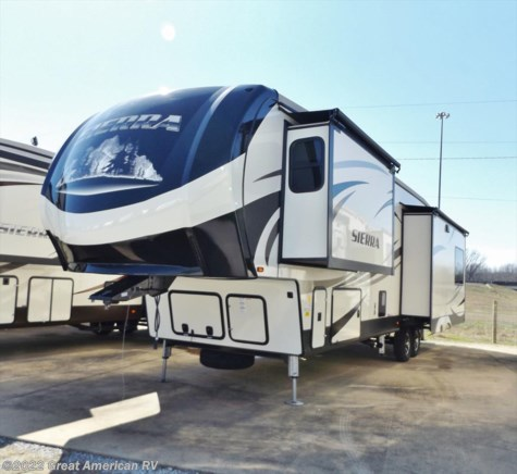 New 2017 Forest River Sierra 36ROK For Sale by Sherman RV Center available in Sherman, Mississippi