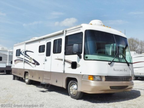 1999 Tiffin Allegro Bay  34