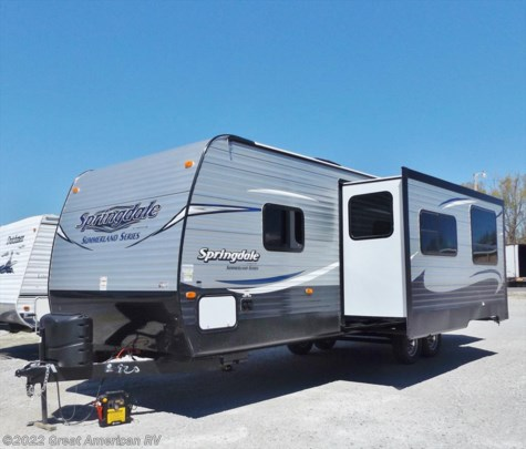 New 2017 Keystone Springdale Summerland 2960BH For Sale by Sherman RV Center available in Sherman, Mississippi