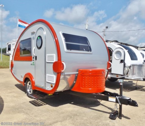 2018 Pleasant Valley  TEARDROP TRAILERS TAB S